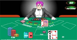 Anime-BlackJack