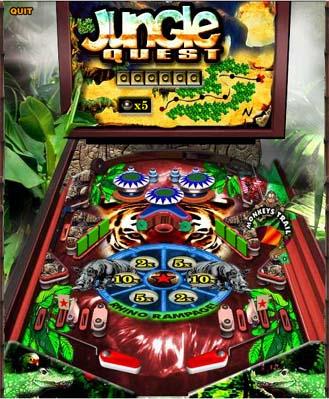 Jungle-Quest-Pinball