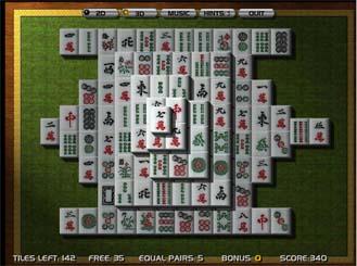 Mahjongg-3D